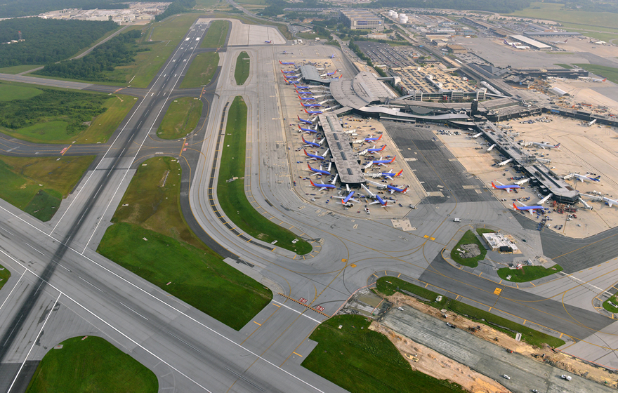 Baltimore Washington International Airport (BWI)