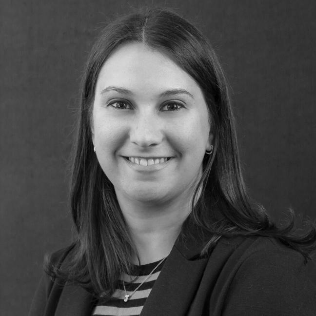 Jillian Bernstein, Expert Services Manager; Enhesa